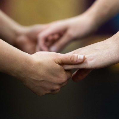 soin à quatre mains